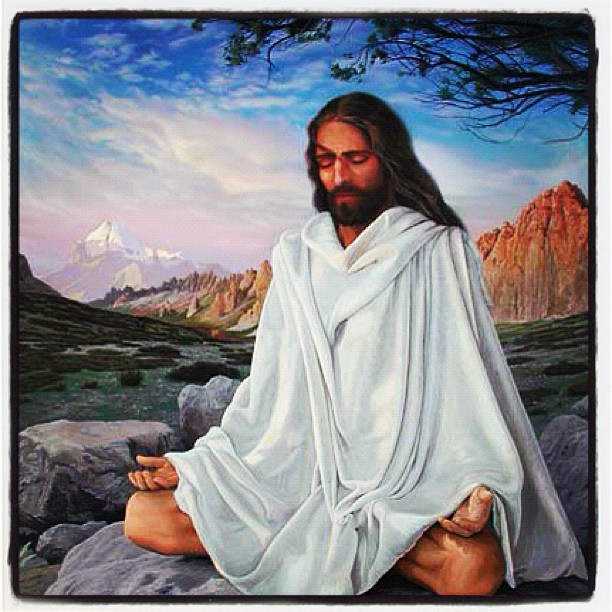 jesus-meditando